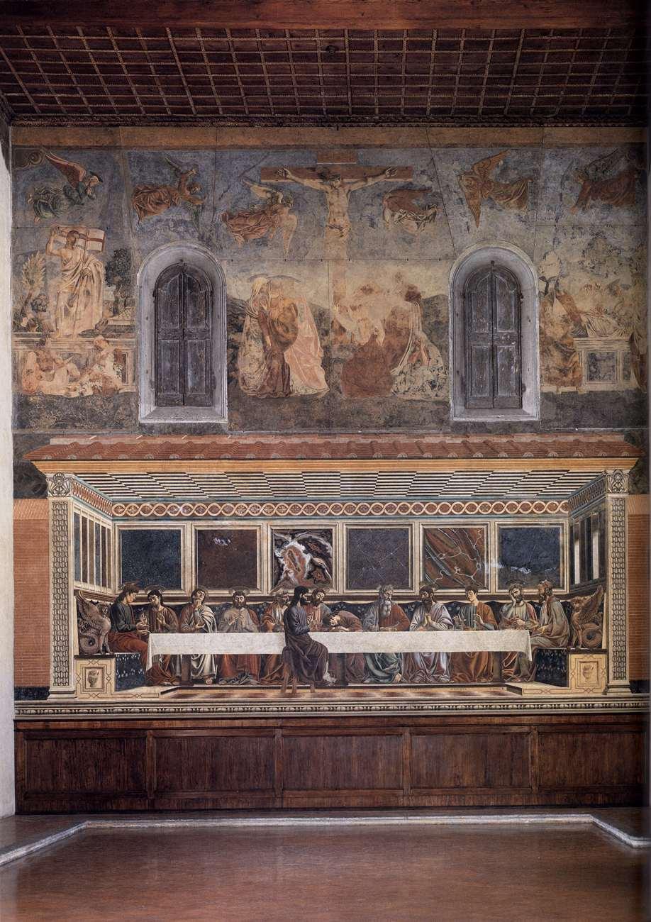 Refektorium von Sant'Apollonia
