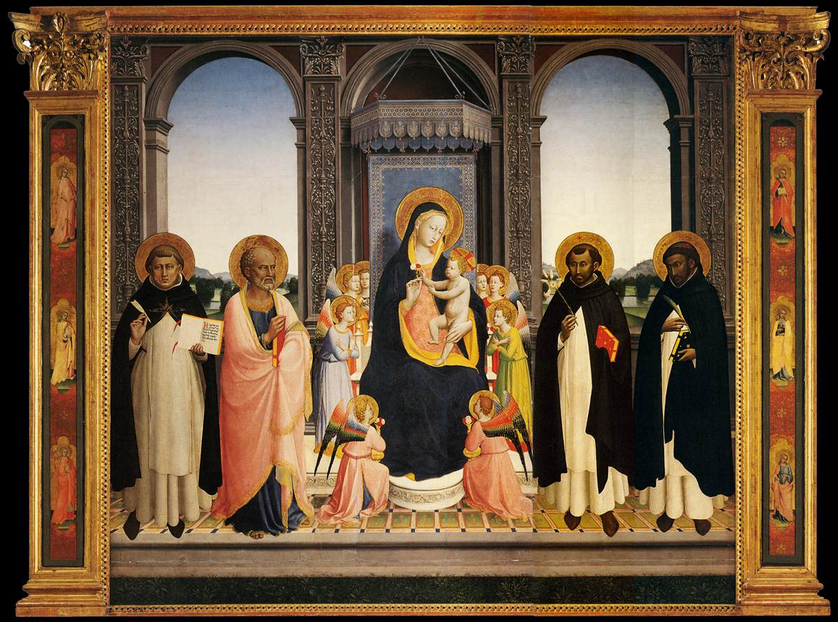 an introduction to the comparison of titians pesaro and assunta altarpieces in the church of the fra Mareggiata a san jacopo - livorno st jacopo church - livorno, italy.