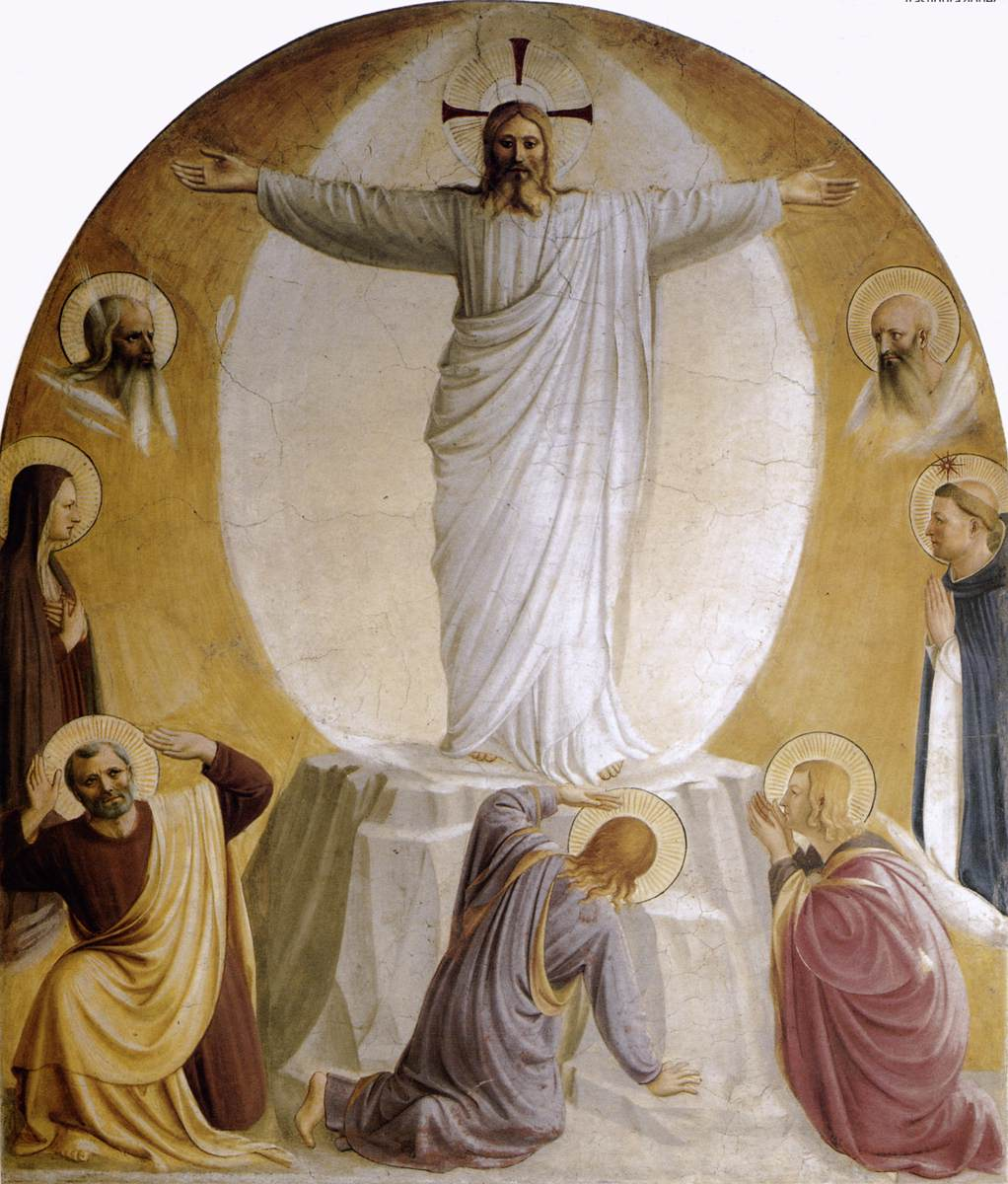 Fra Angelico, Transfiguration