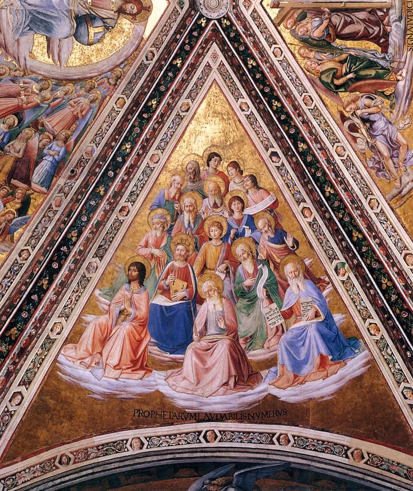 Fra Angelico: Los profetas