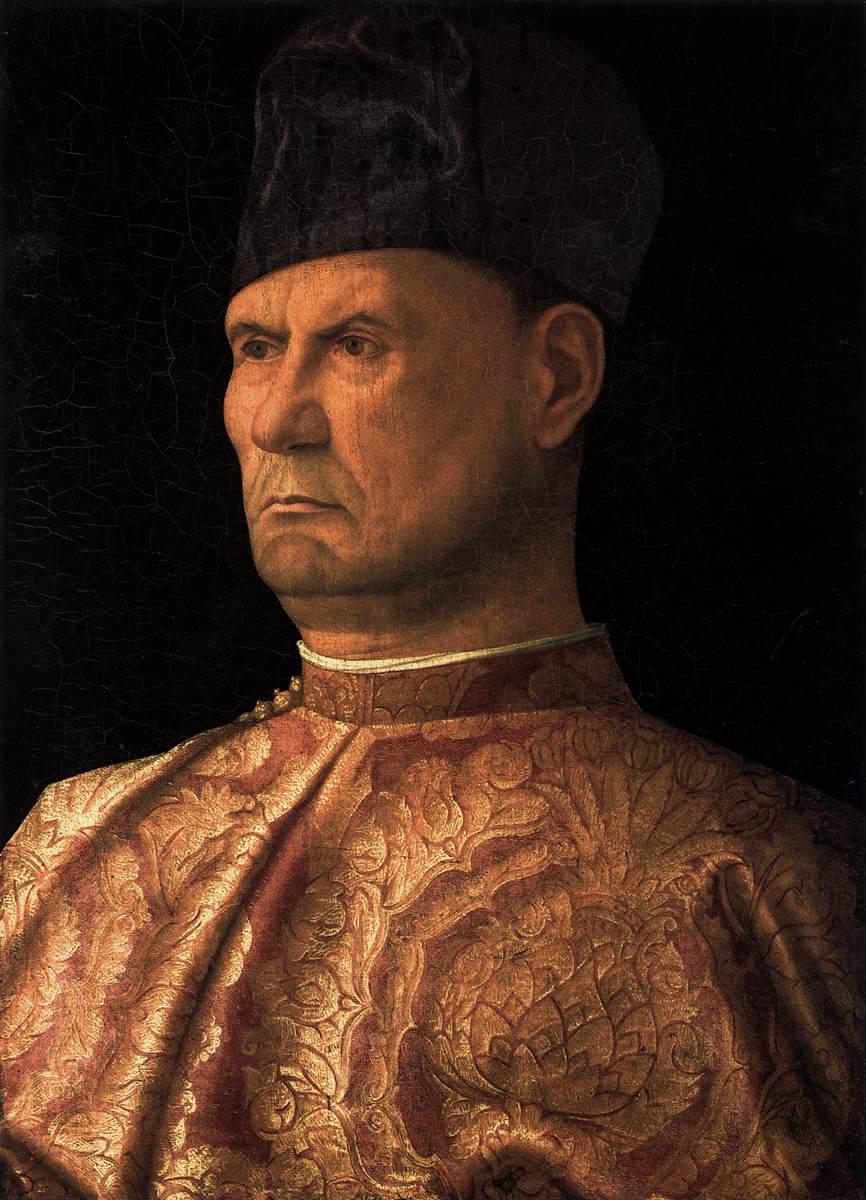 Portrait of Giovanni Emo by BELLINI, Giovanni