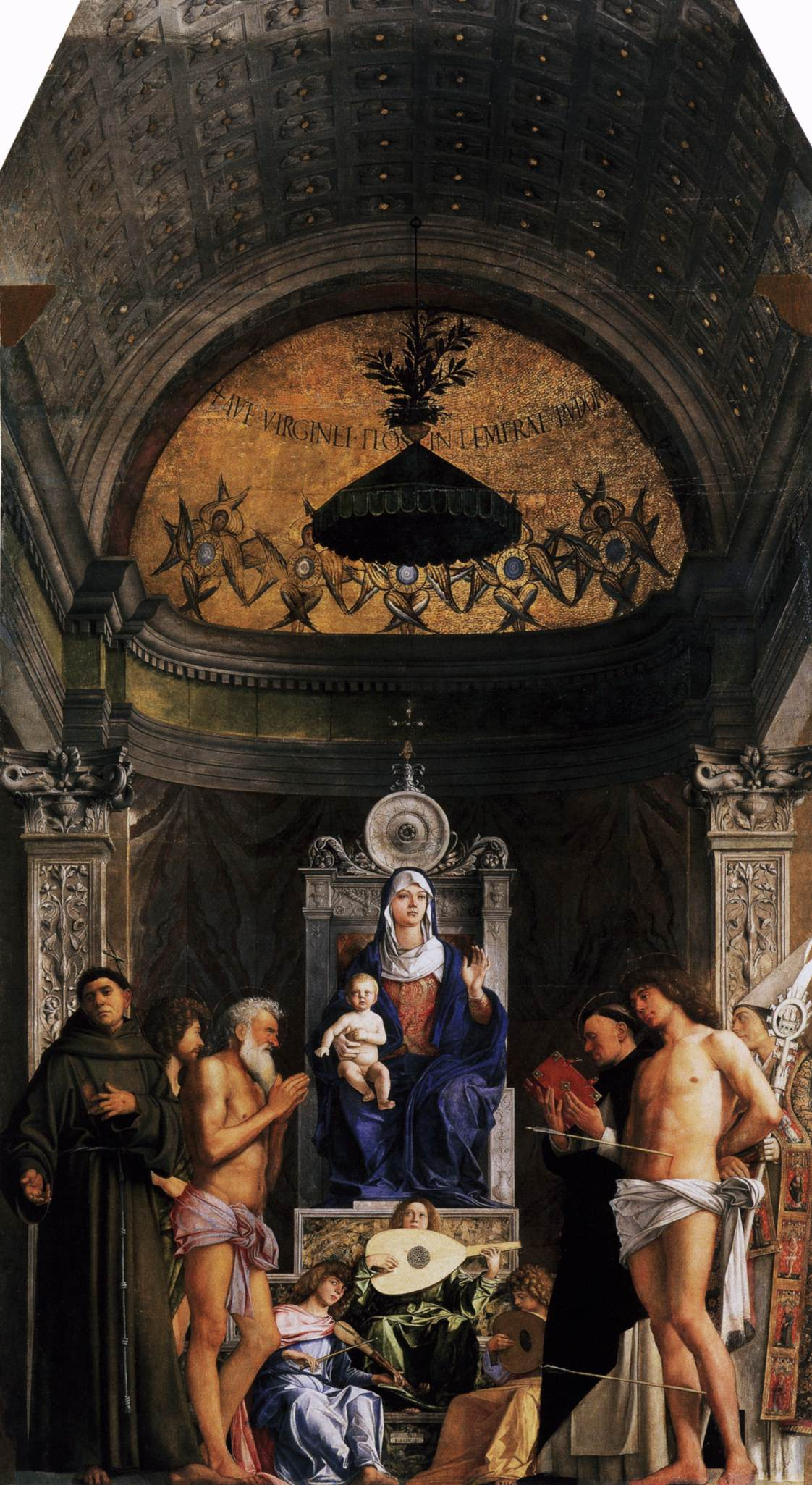 Giovanni bellini gli esordi del rinascimento a venezia for The giovanni