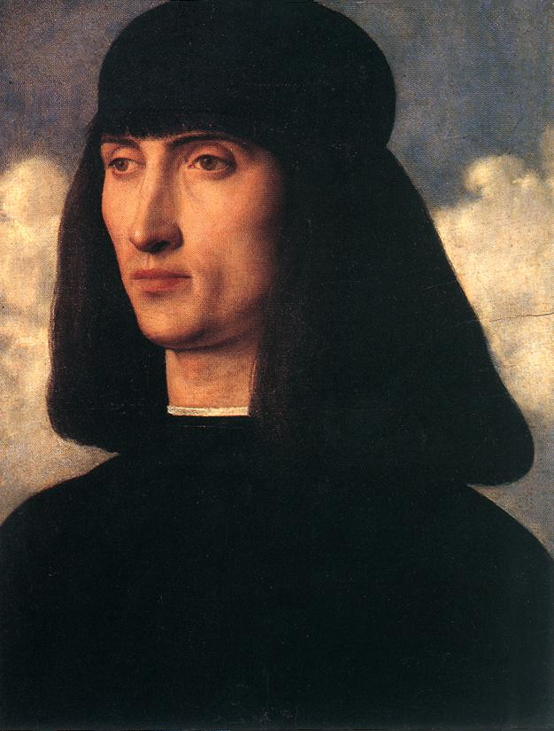 Portraits by Giovanni Bellini