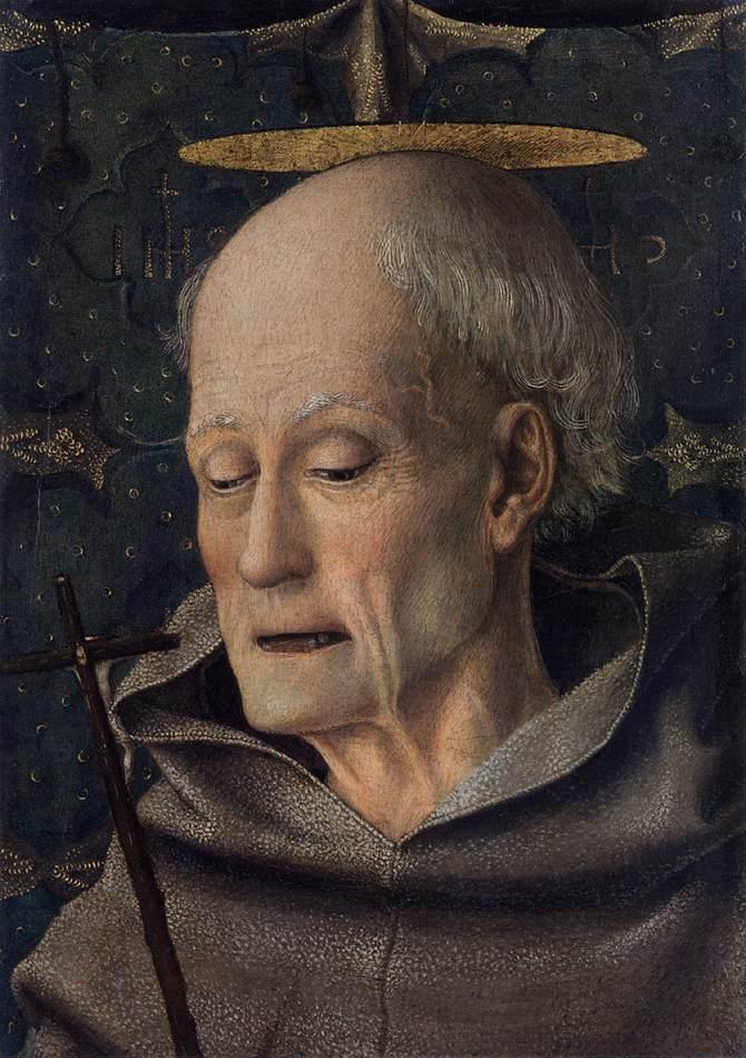 St Bernardino da Siena by BELL...