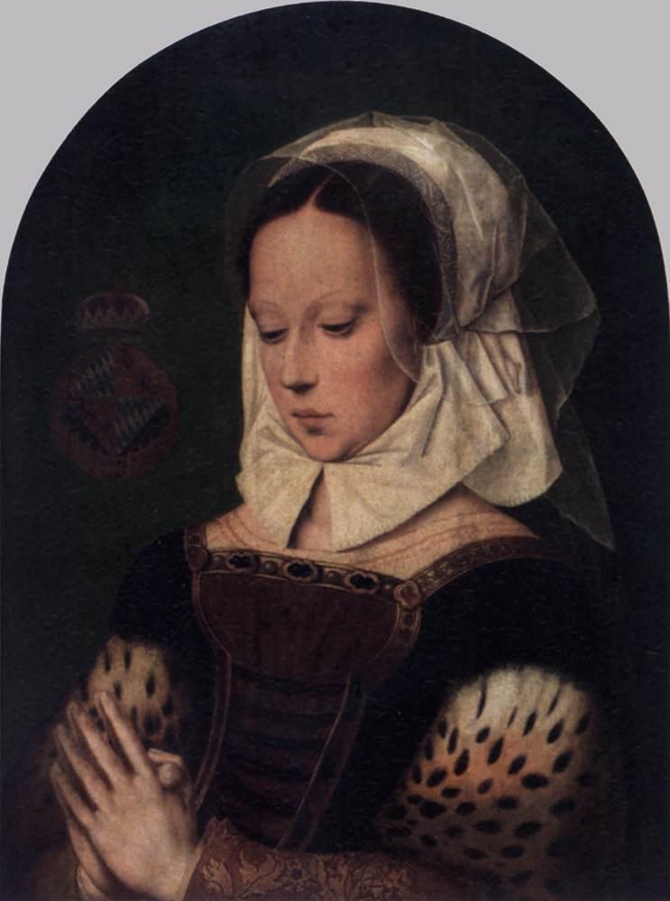 Woman Praying Painting Woman Praying