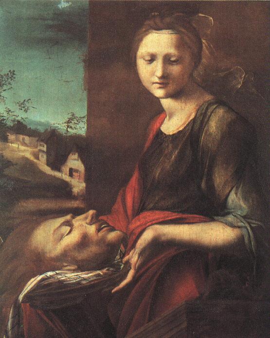 Salome Painting