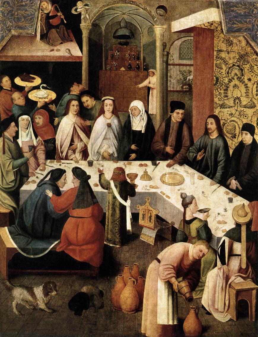 Эро средневековье живопись 14 фотография