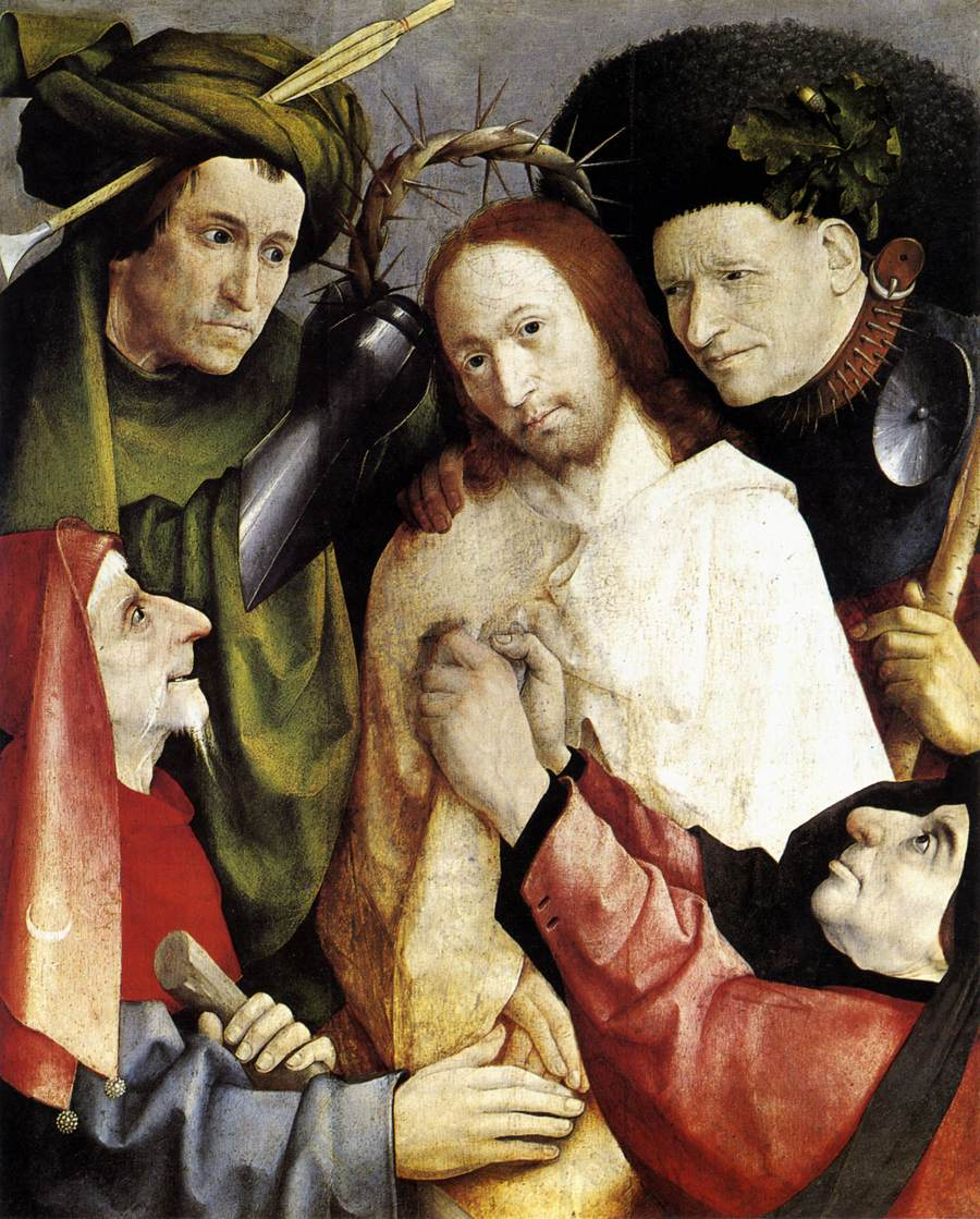 Christ Mocked (Crowning with Thorns) | Christ Mocked ...