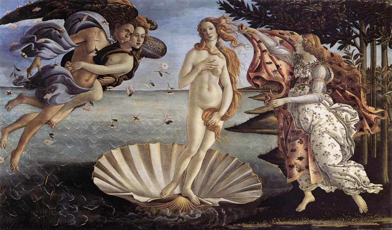 Kącik Malarski odcinek 2: Botticelli