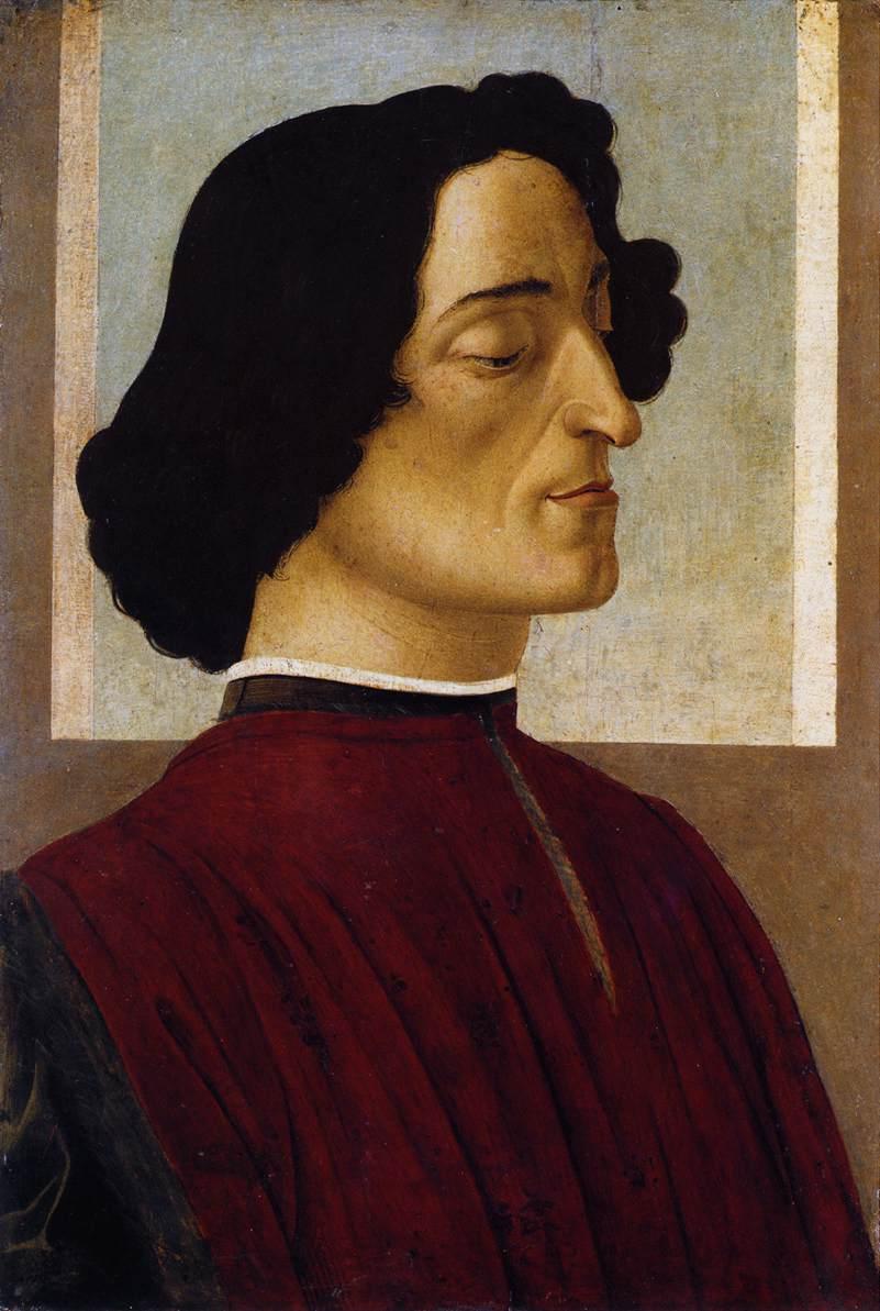 Botticelli portraits