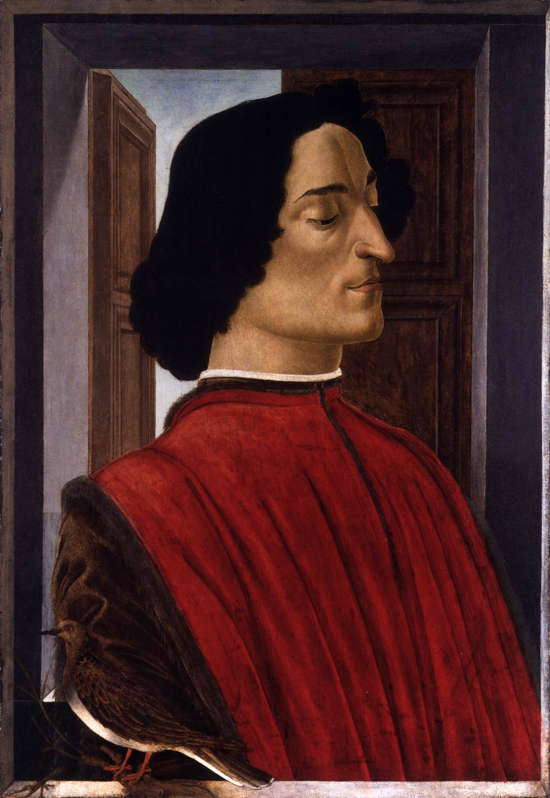 the characteristics of the tomb of giuliano de medici made by michelangelo Michelangelo's sculptures for the tomb of giuliano de'medici are unfinished masterpieces.