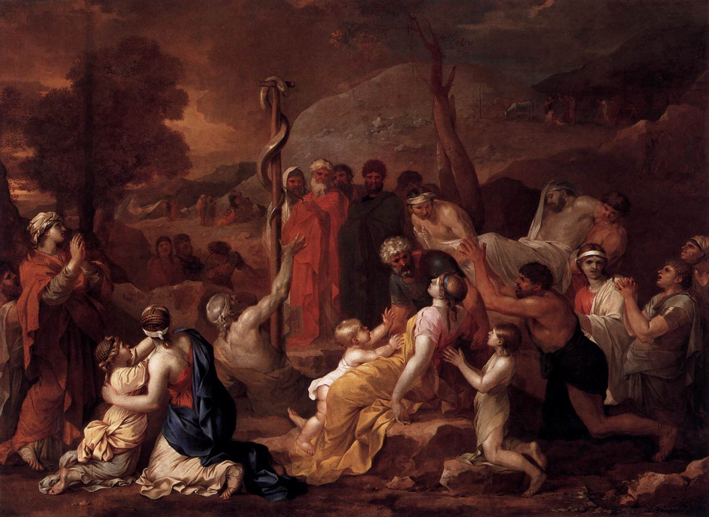 The leadership and righteousness of moses