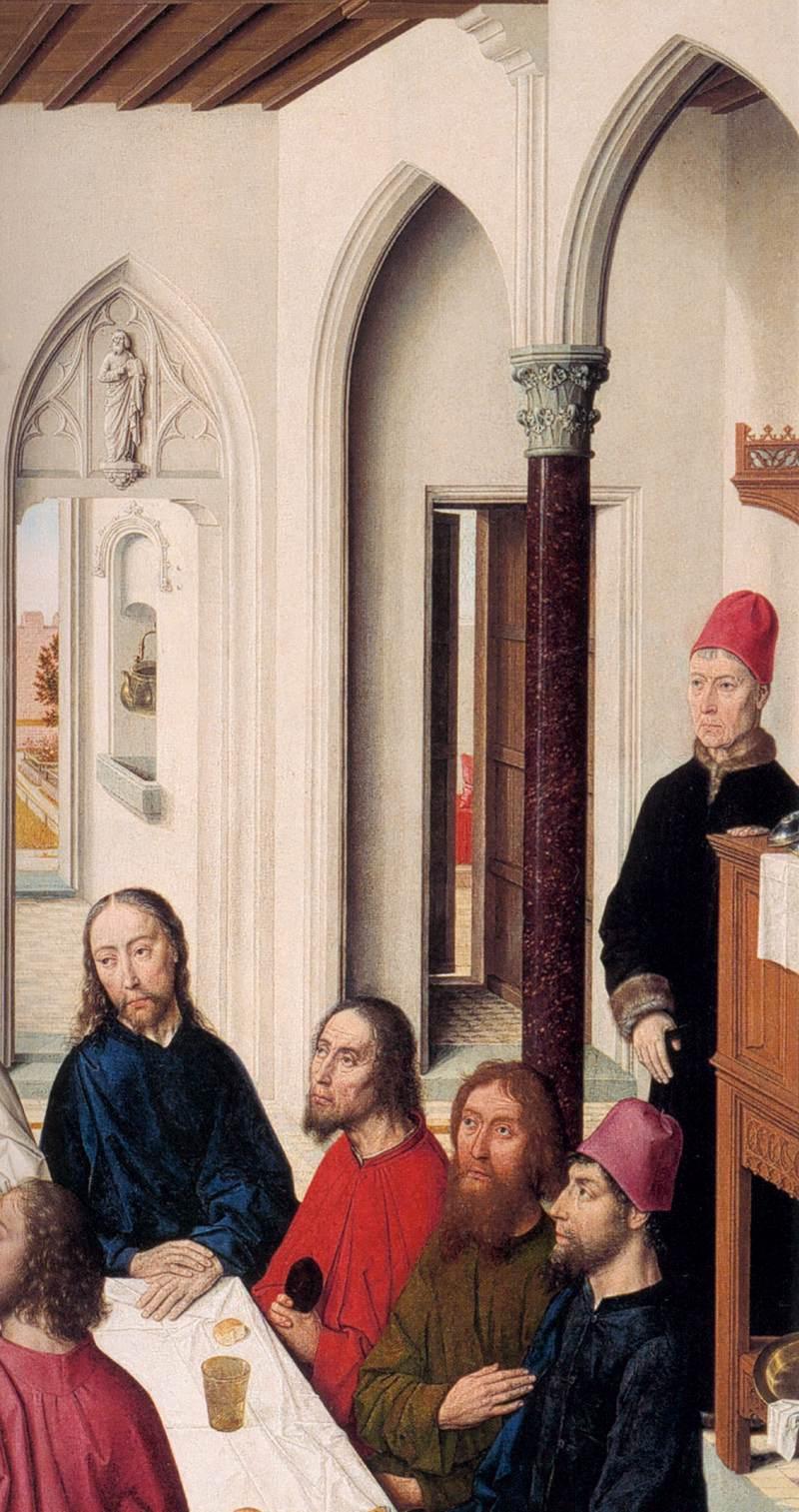 Altarpiece of the Holy Sacrament (1464-67)