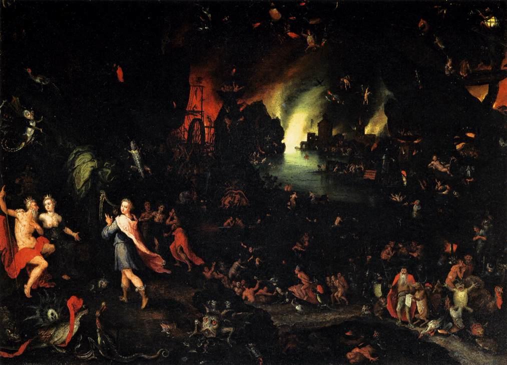 Orgie römische Der Siegeszug