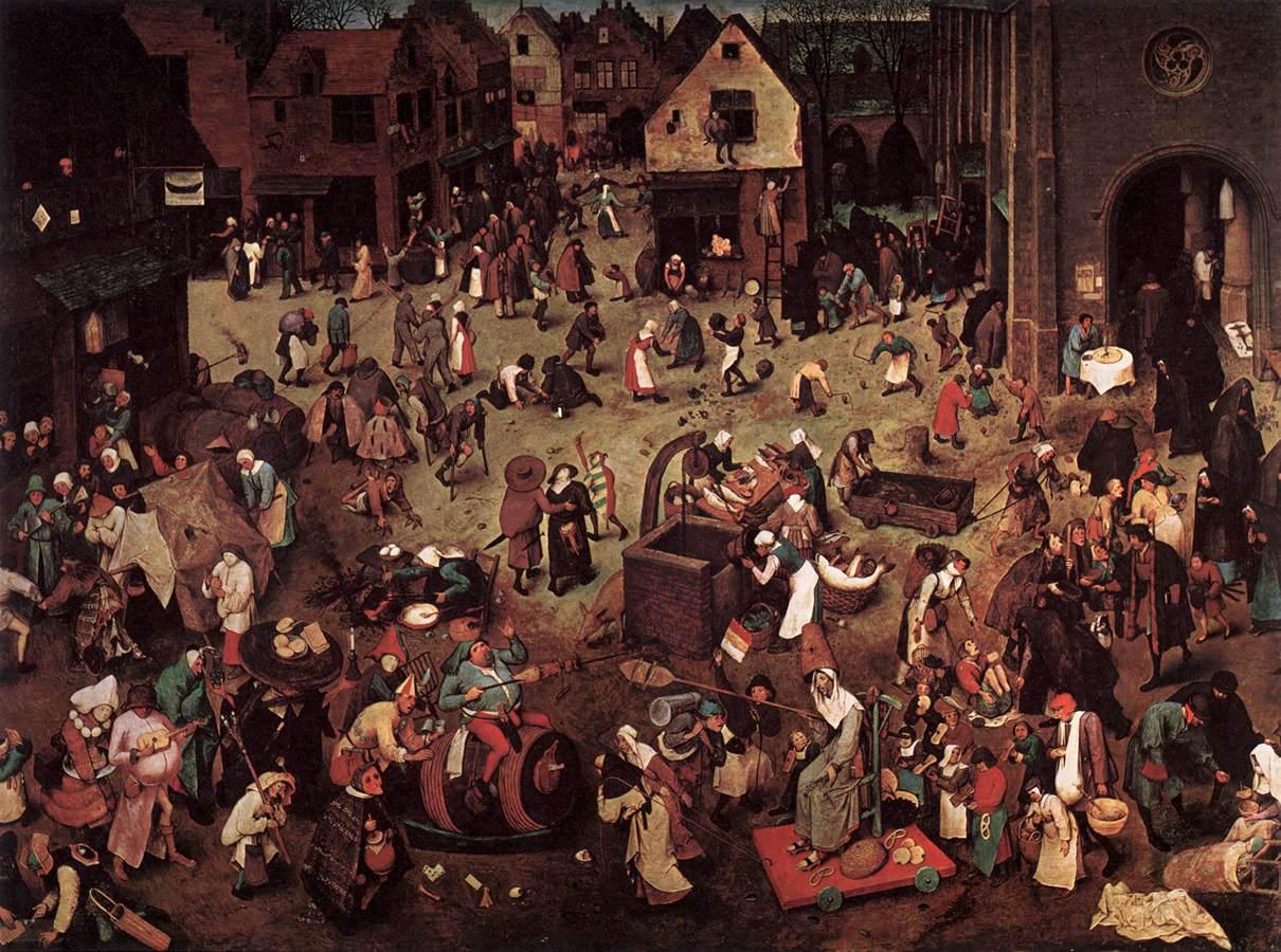 Эро средневековье живопись 24 фотография
