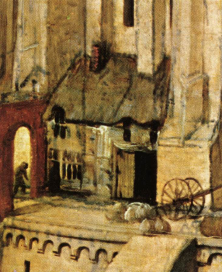 essay about pieter bruegel