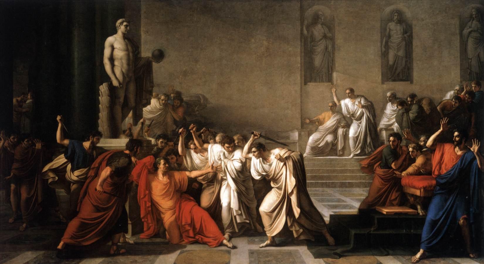 Vražda Caesara