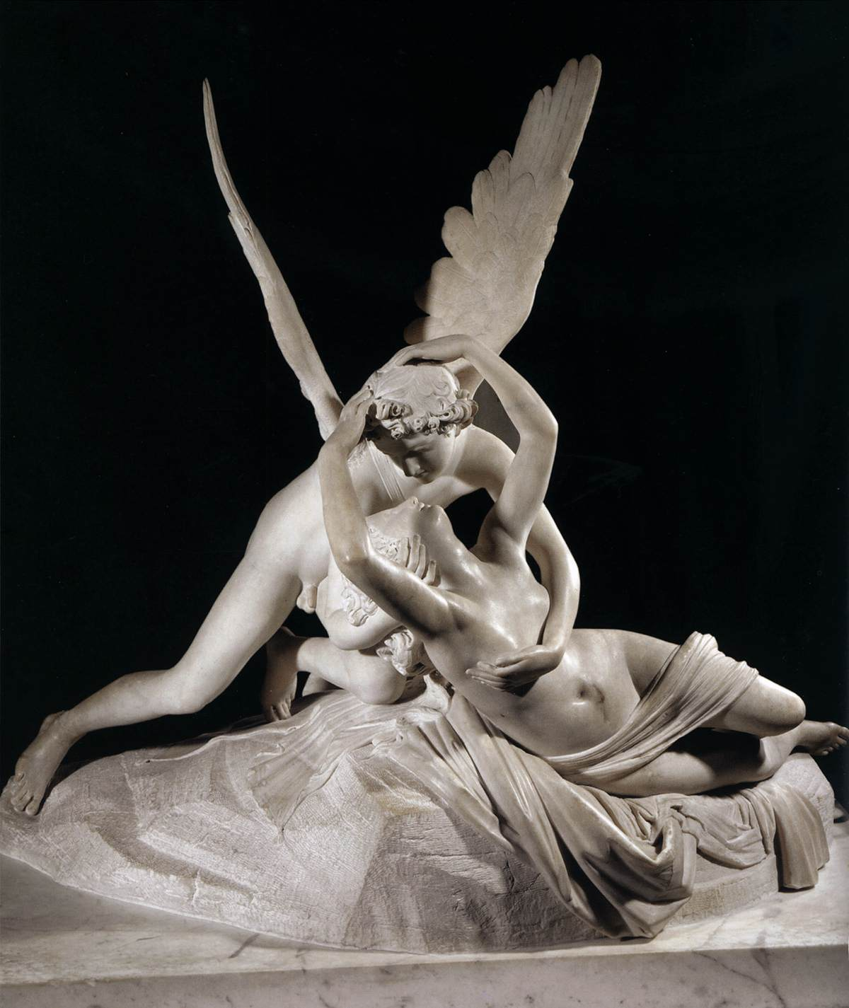 art theory and philosophy alberti s window page  or neoclassical sculptures like canova s cupid and
