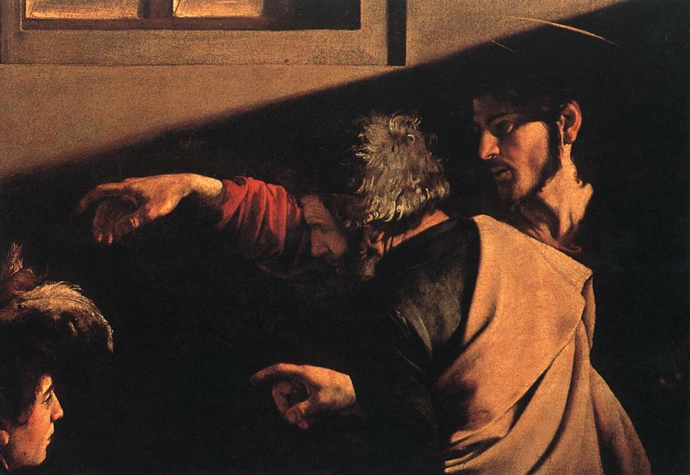 The Calling Of St. Matthew