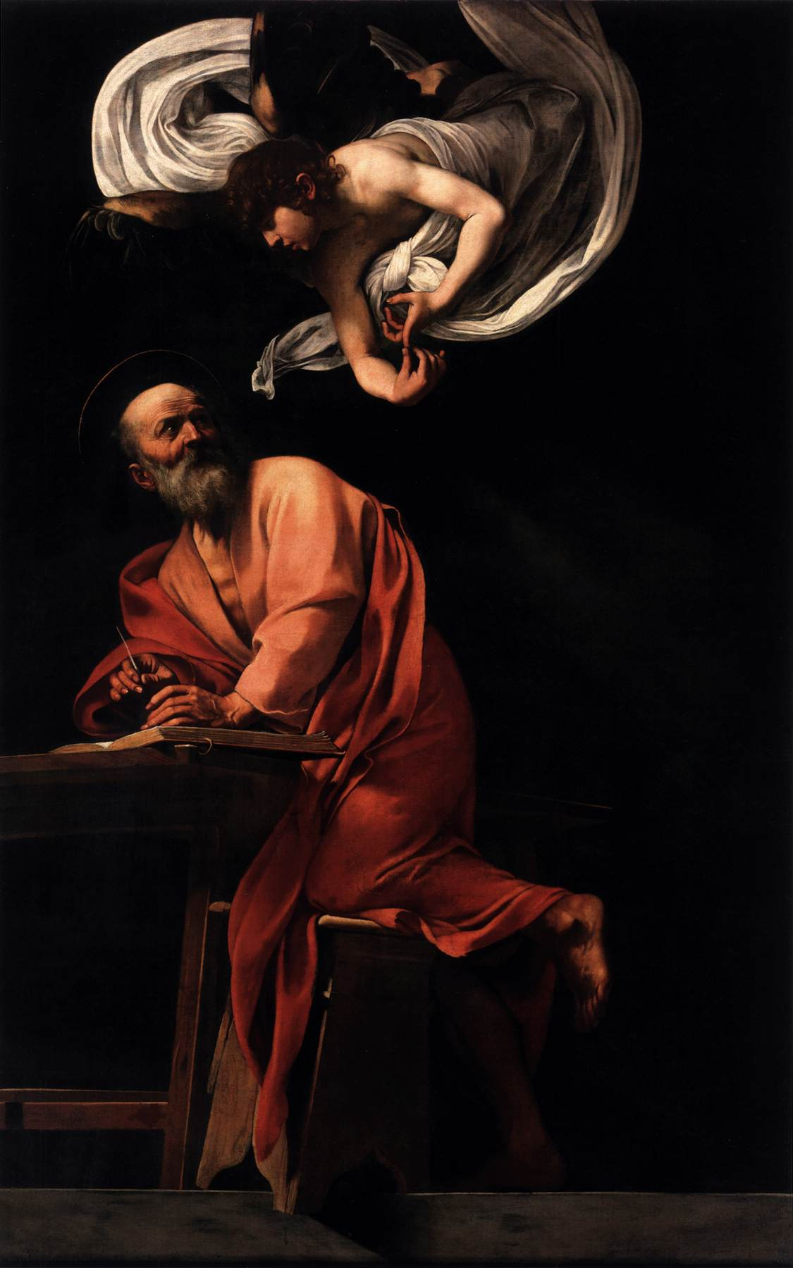 the martyrdom of st matthew painting analysis Leading the revival of realism in the visual arts, the art renewal center (arc), a 501(c)(3), non-profit, educational foundation, hosts the largest online museum.
