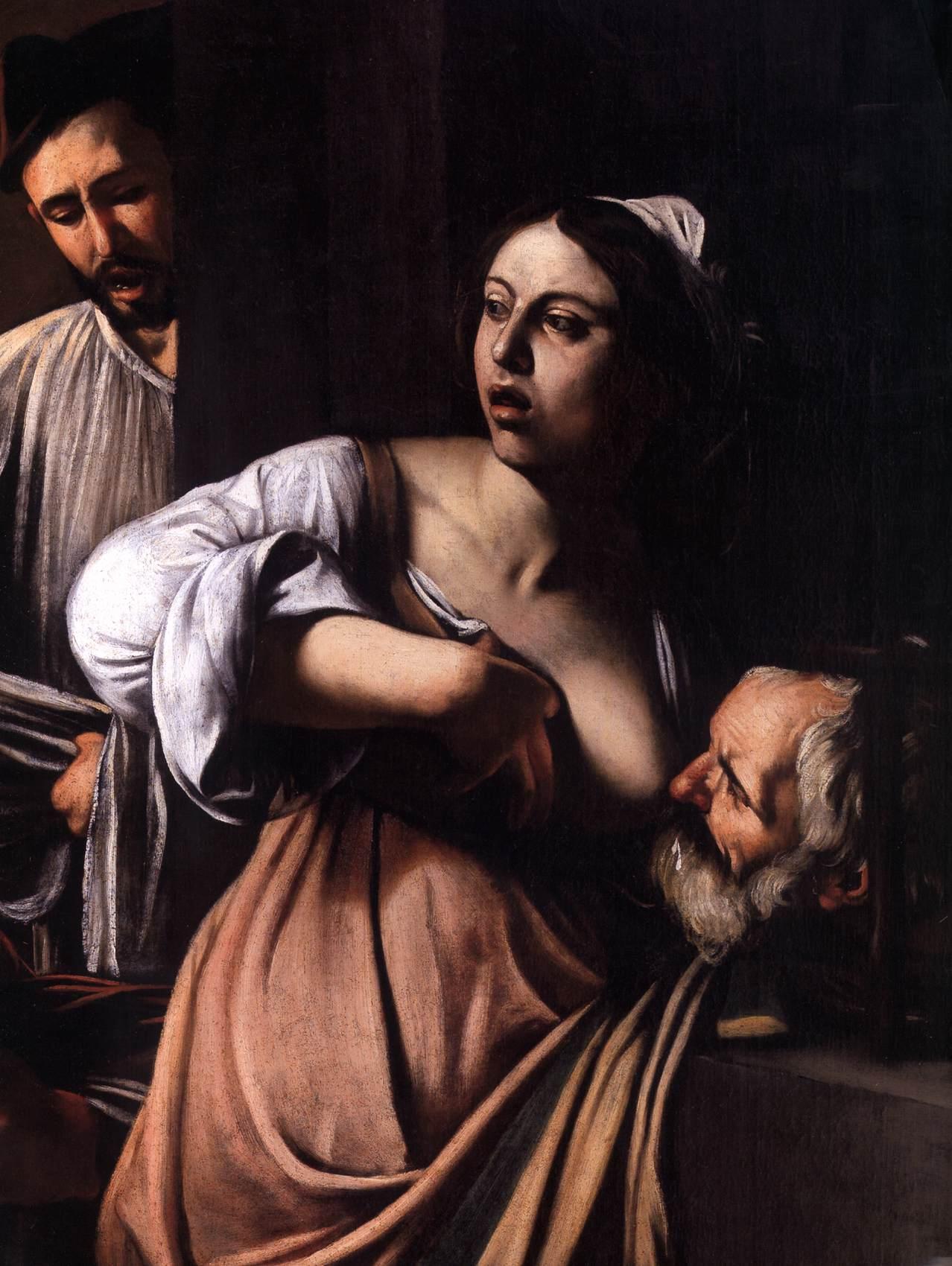 caravaggios paintings inspired - HD1278×1700