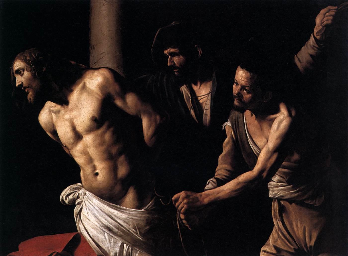 Caravaggio Passion