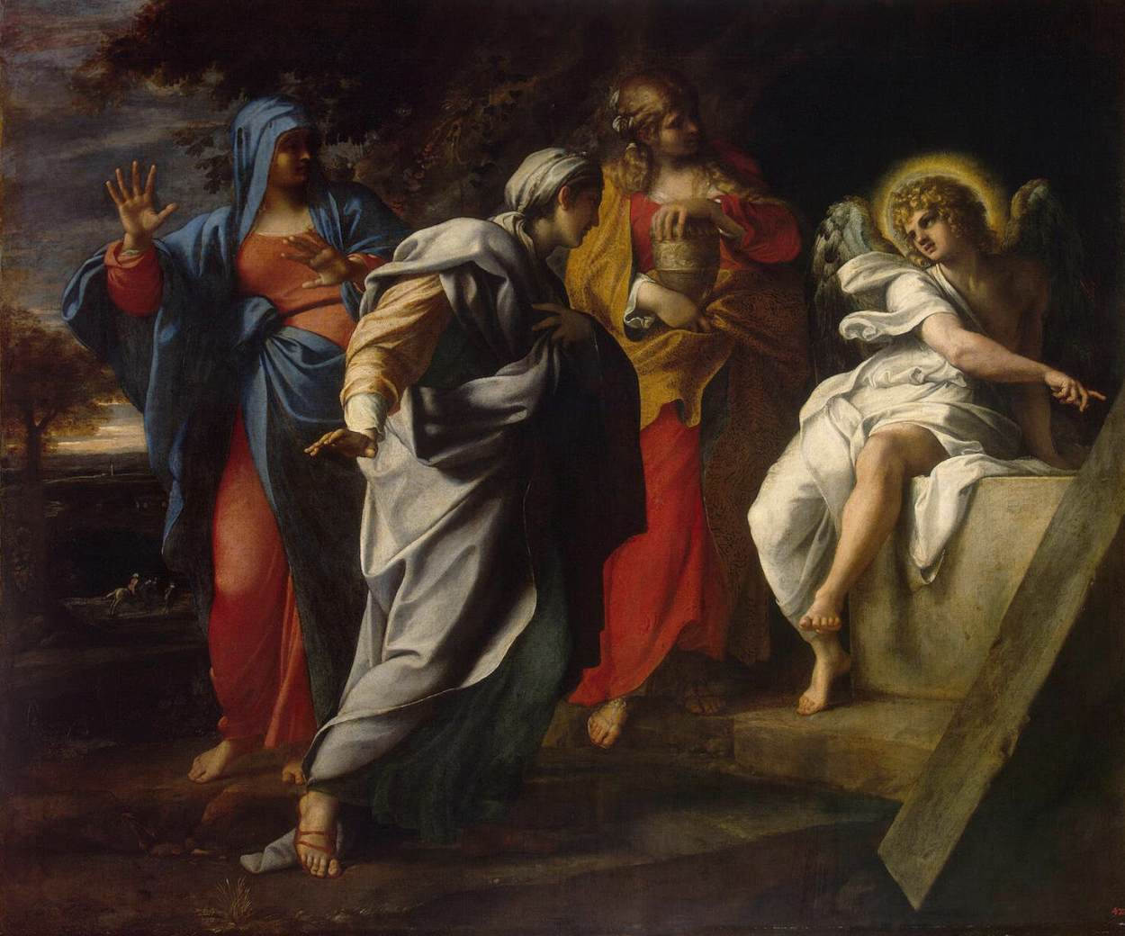 Unfinished Story? -- Sermon for Easter Sunday 2015