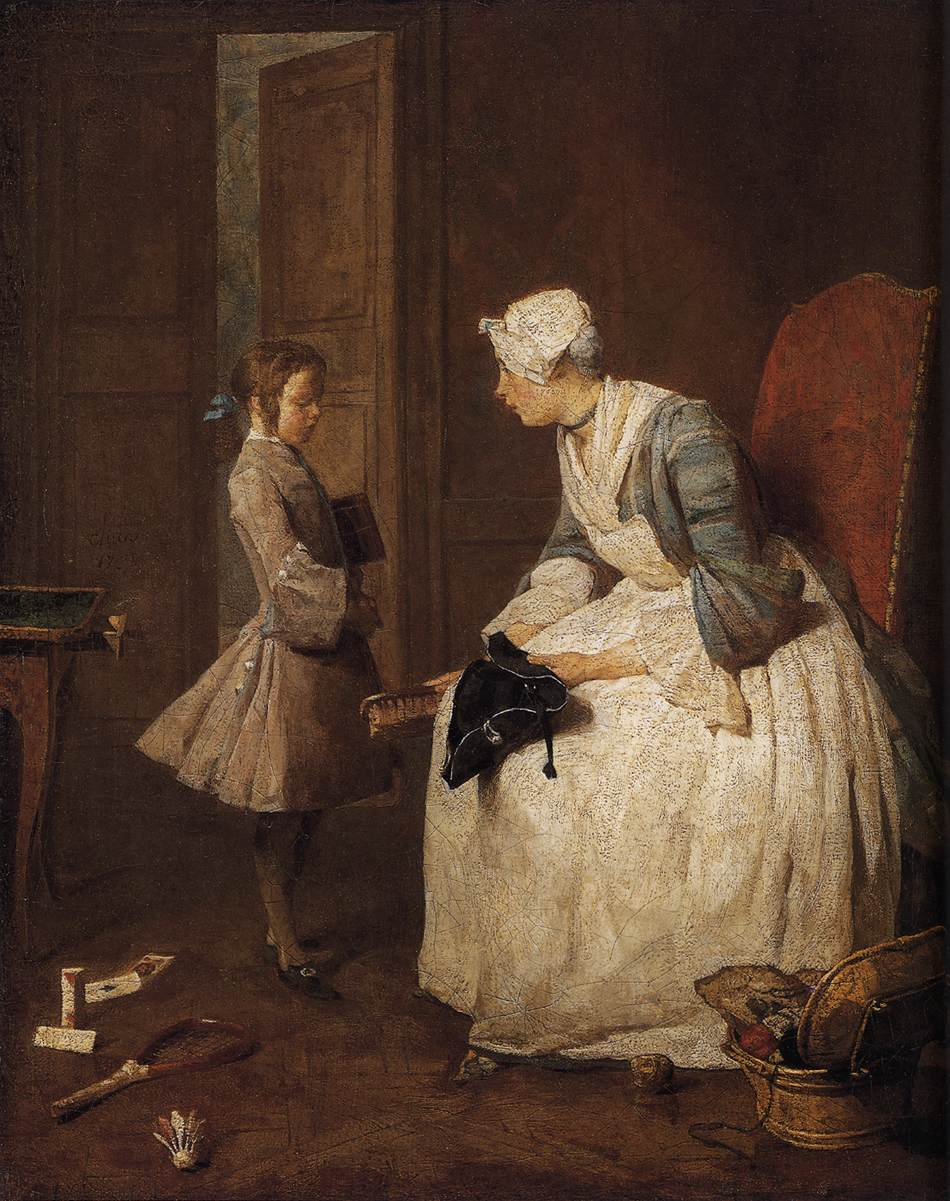 1739. Oil on canvas, 47 x 38 cm. National Gallery of Canada, Ottawa