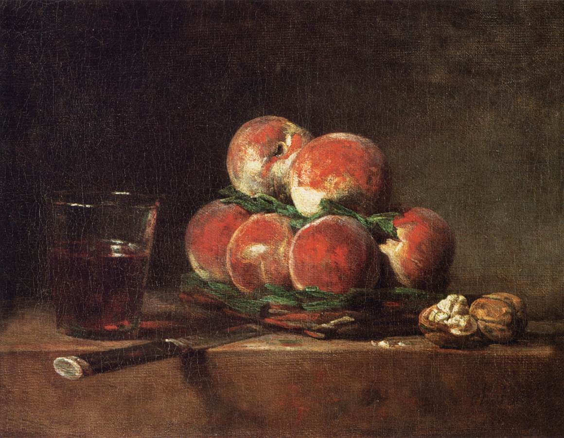 Still-life painting by Chardin