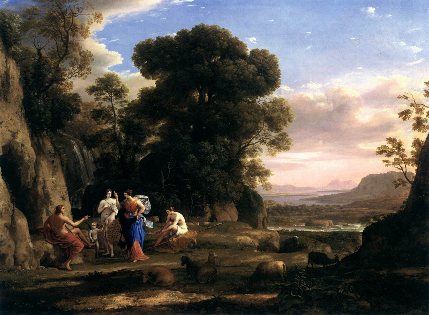 The judgment of Paris Picture, The judgment of Paris Image