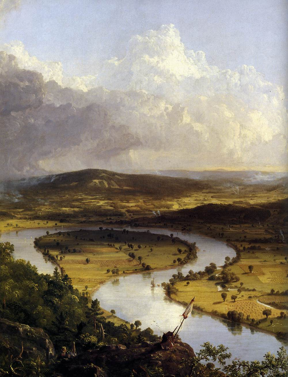 Thomas Cole, The Oxbow