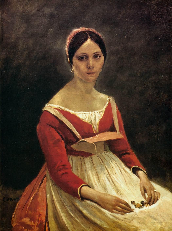 COROT, Jean-Baptiste C... Thomas Eakins Paintings