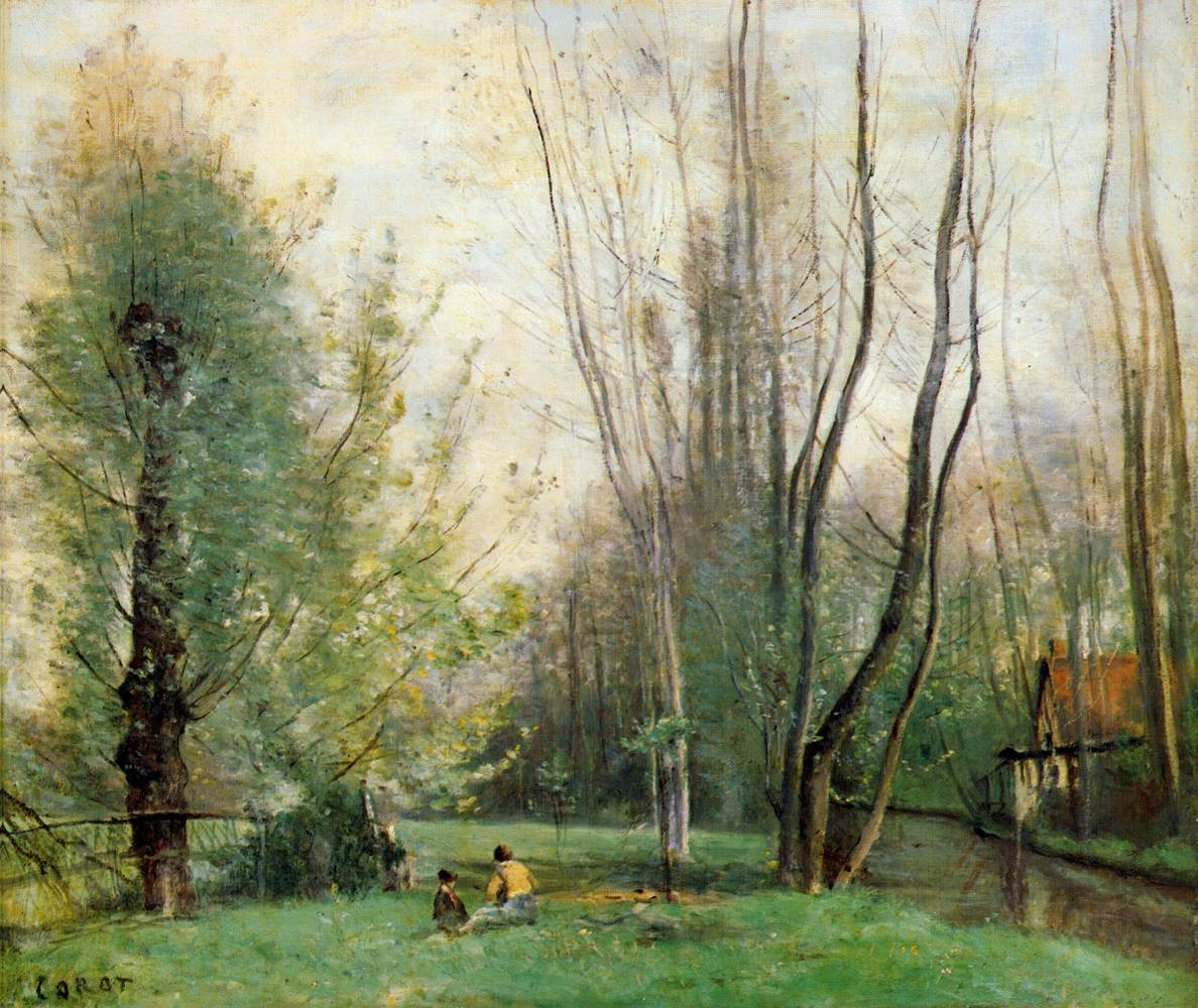 All Things Bright and Beautiful: Jean Baptiste Camille Corot, John Philip Sousa - The Stars and ...