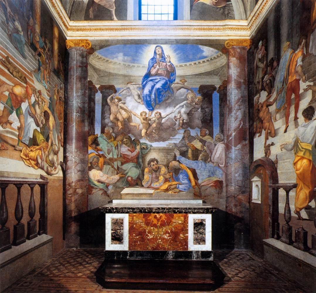 The Deposition, by Daniele da Volterra - Giovanni Battista