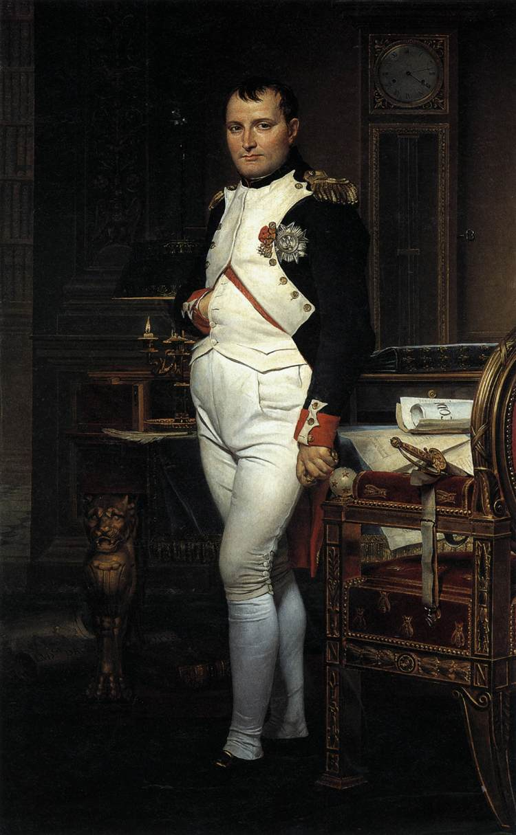 a study of jacques louis david Find the latest shows, biography, and artworks for sale by jacques-louis david the art of jacques-louis david is a prime example of neoclassicism, a style o.