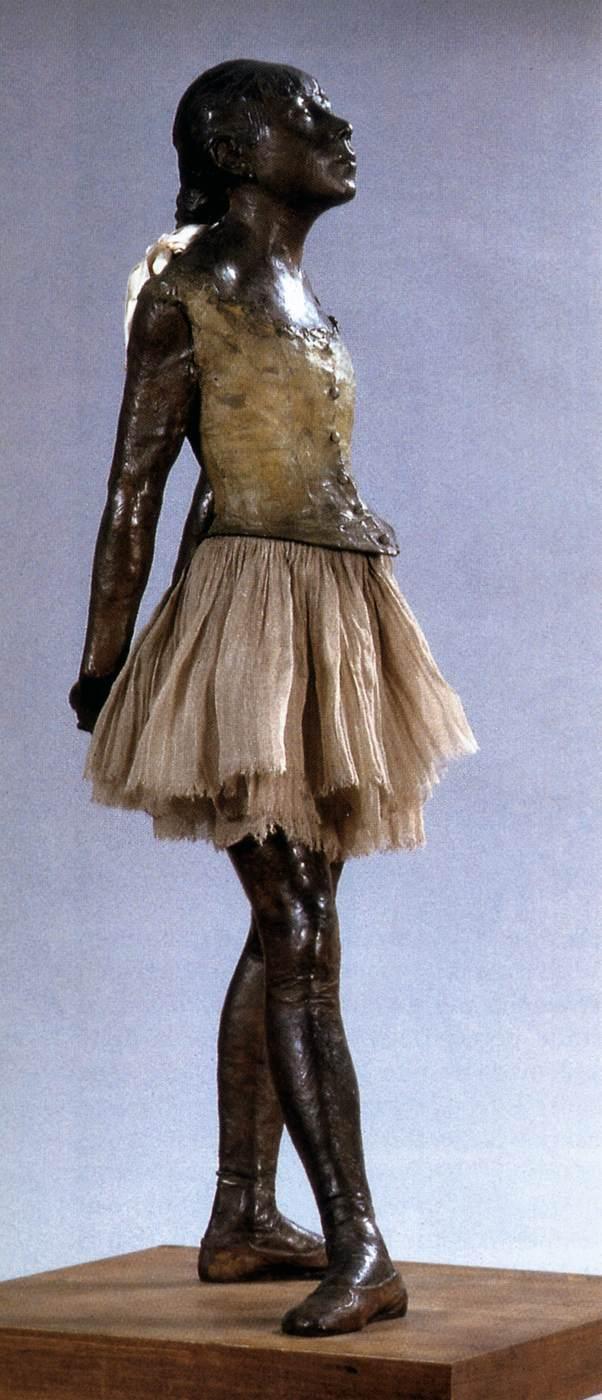 degas ballerina sculpture - 602×1400