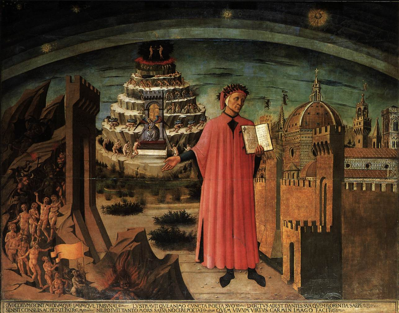 an analysis of dante alighieris the divine comedy purgatory Dive deep into dante alighieri's the divine comedy with extended analysis, commentary, and discussion  the divine comedy analysis dante alighieri homework help  purgatory purgatory the.