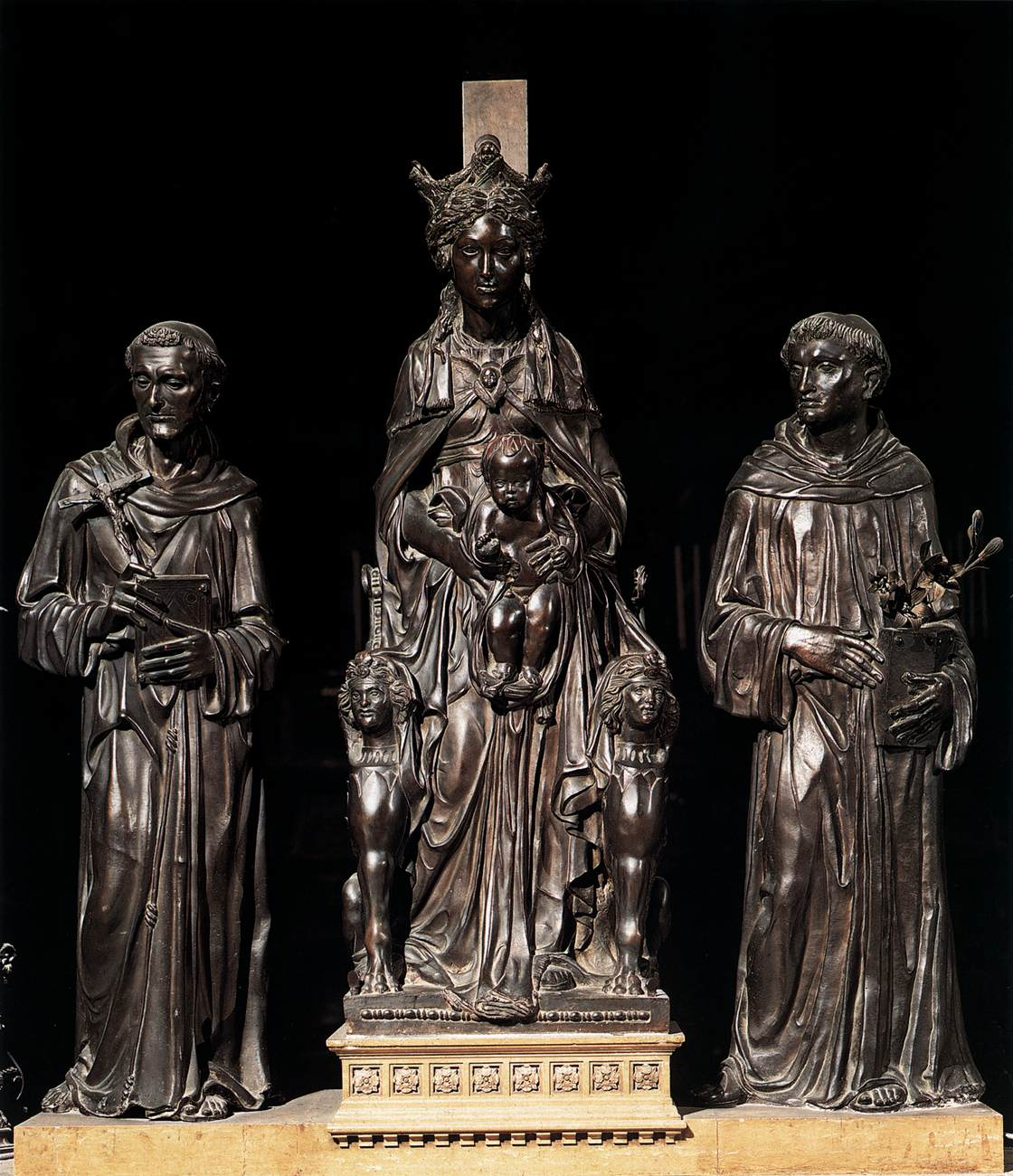 Image result for Anthony of Padua altar church padua italy