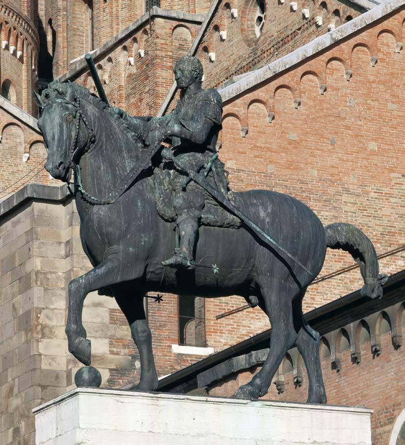 Works in the Basilica di Sant'Antonio in Padua