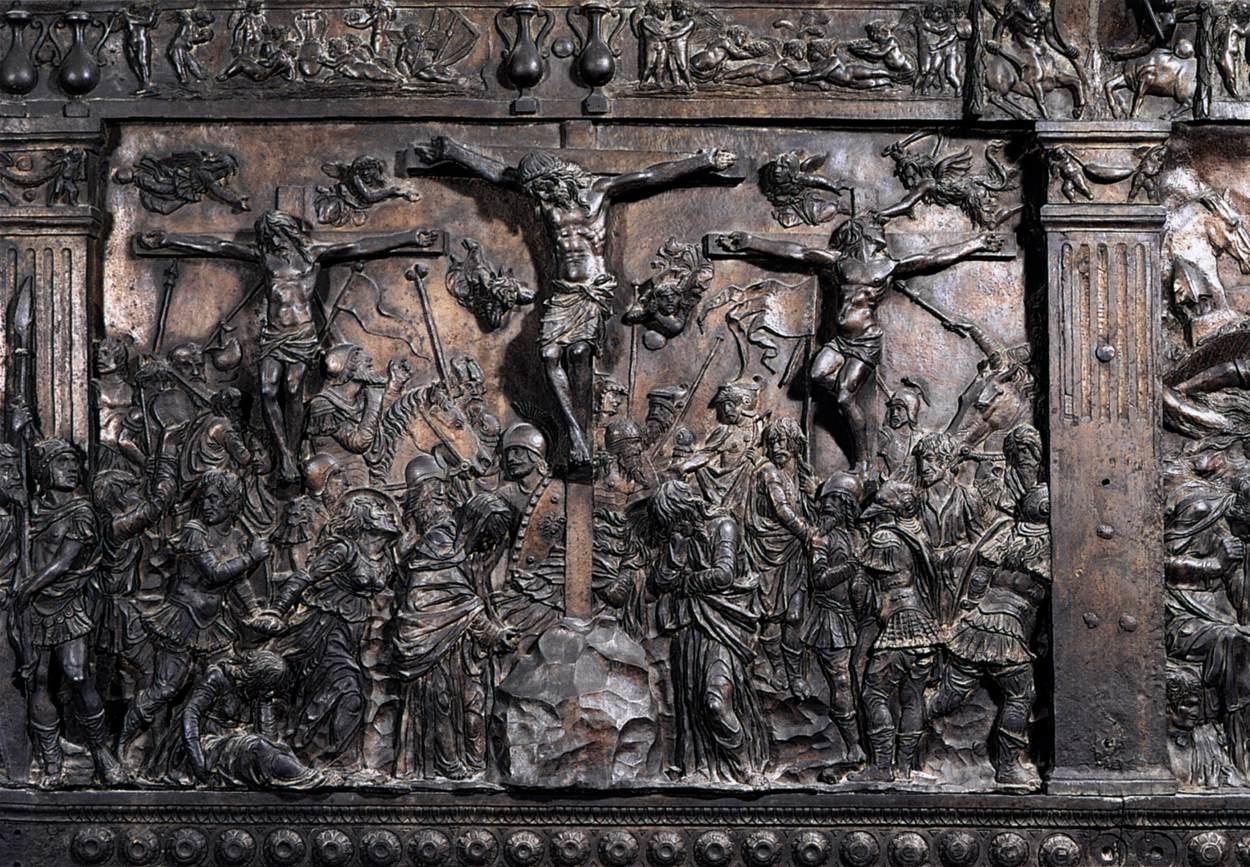 Kniender cavalieri in venerazione della Rosario Madonna St LW Sankt a2 0001