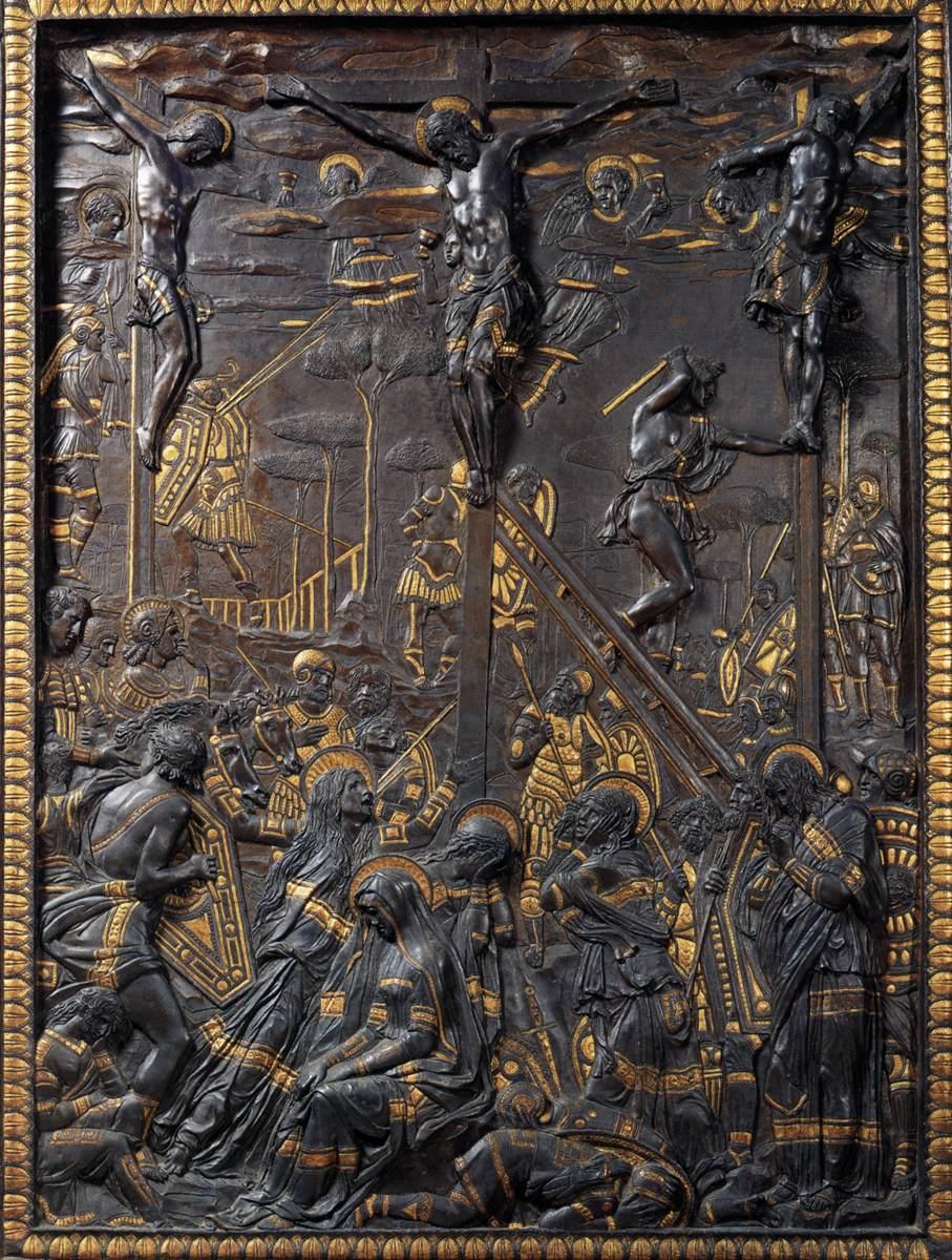 Crucifixion by DONATELLO