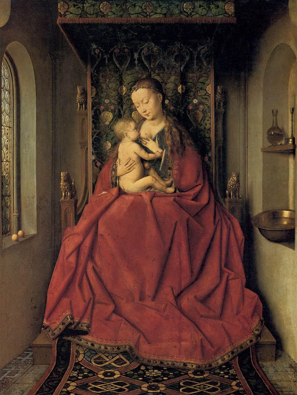 madonna and child sandro botticelli