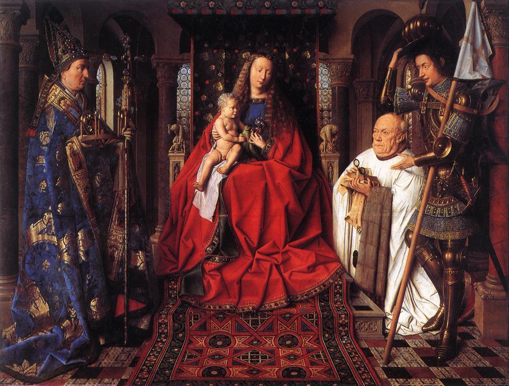 A Jan Van Eyck Rennissance 1390 1441 - Lessons - Tes Teach