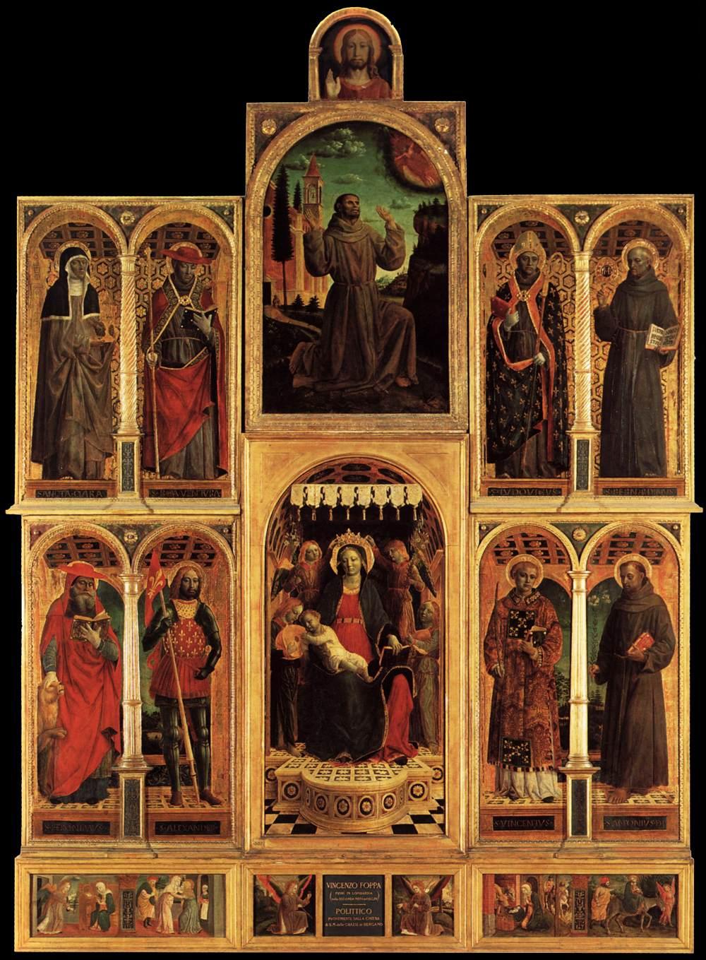 Pinacoteca Brera Opere Pinacoteca di Brera Milan