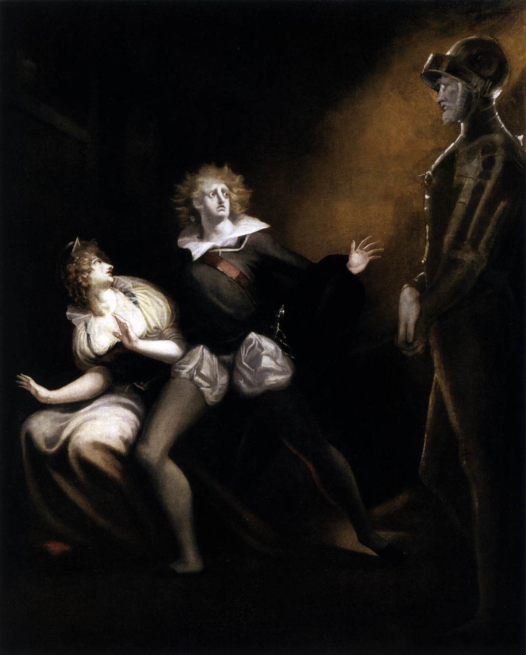 an analysis of the nightmare by john henry fuseli Fuseli, henry fuseli, henry displaying records 1 - 10 of 34 henry fuseli swiss, active in england, 1741-1825 theodore meets in the wood the spectre of his ancestor guido cavalcariti, chasing with mastiffs his former disdainful mistress, 1783 add to my.