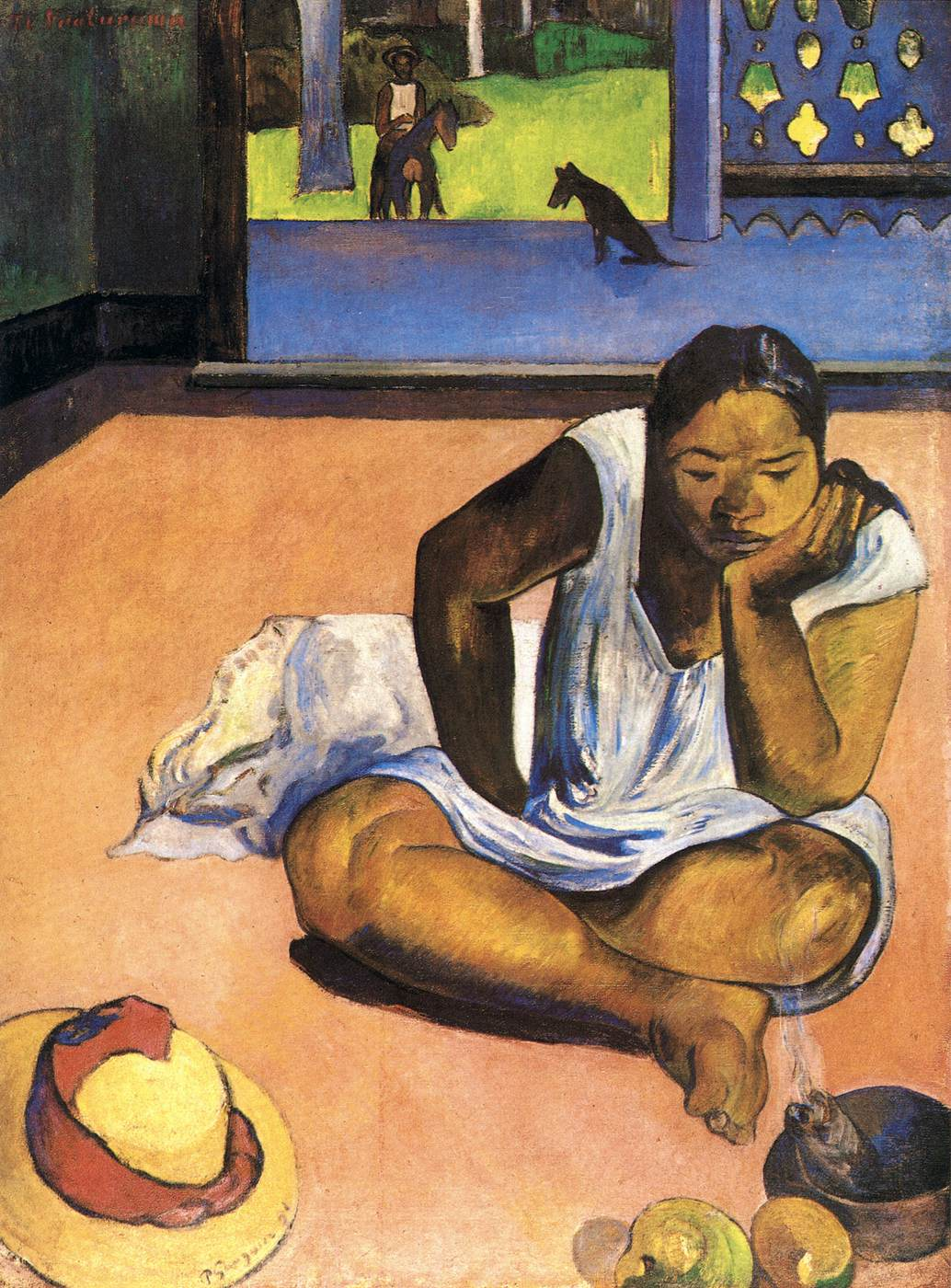 Gauguin loss of virginity want