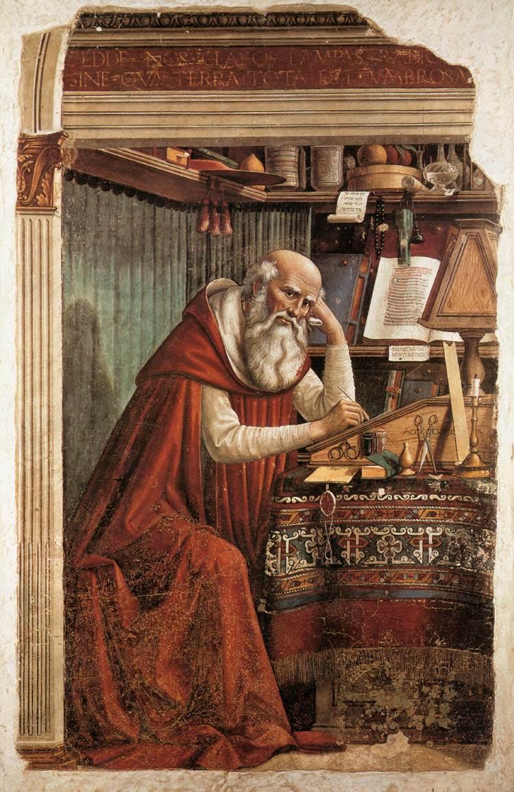 Saint Augustine's Quotes
