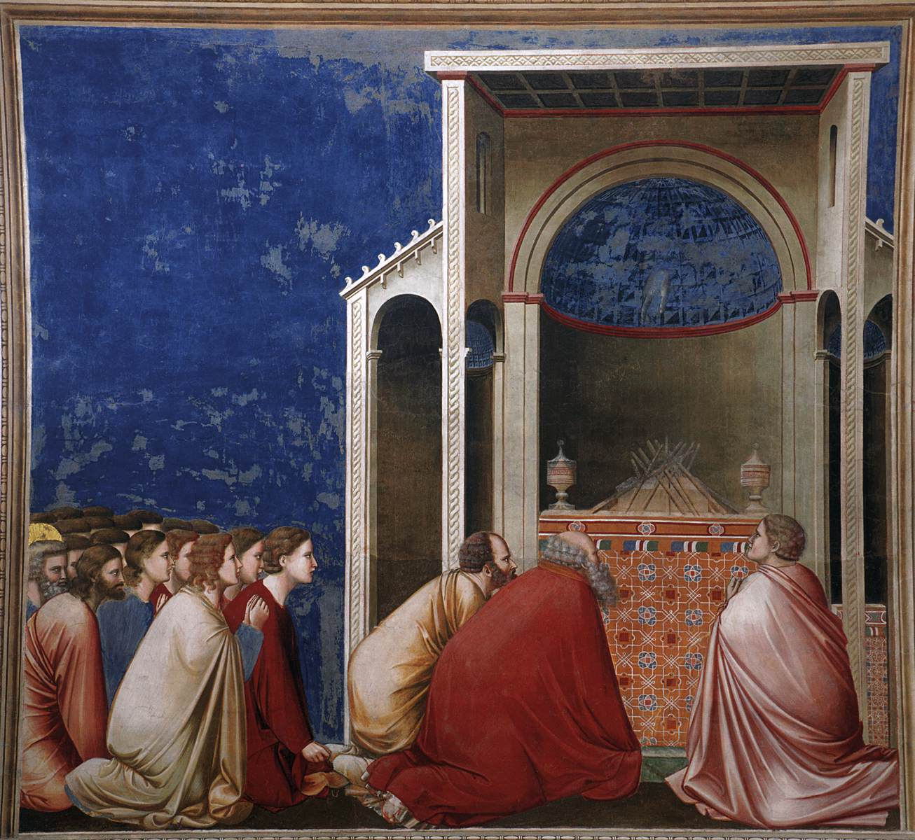Biography of Giotto Di Bondone