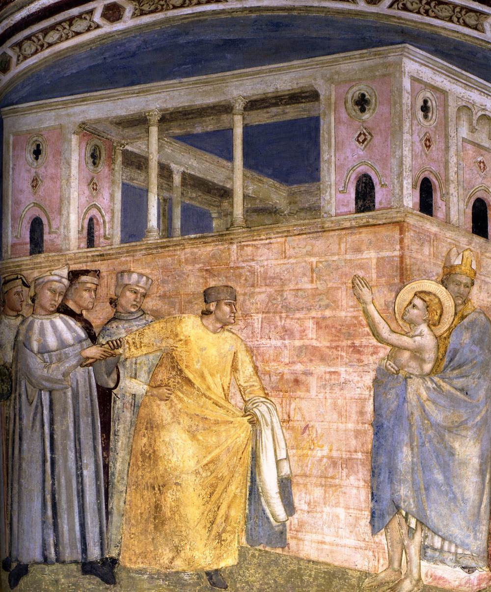 the life of st francis 'francis, go and build up my house, which thou seest, is falling into ruin' to fulfill this command of our lord, st francis of assisi (1181-1226) began by restoring physical churches and.