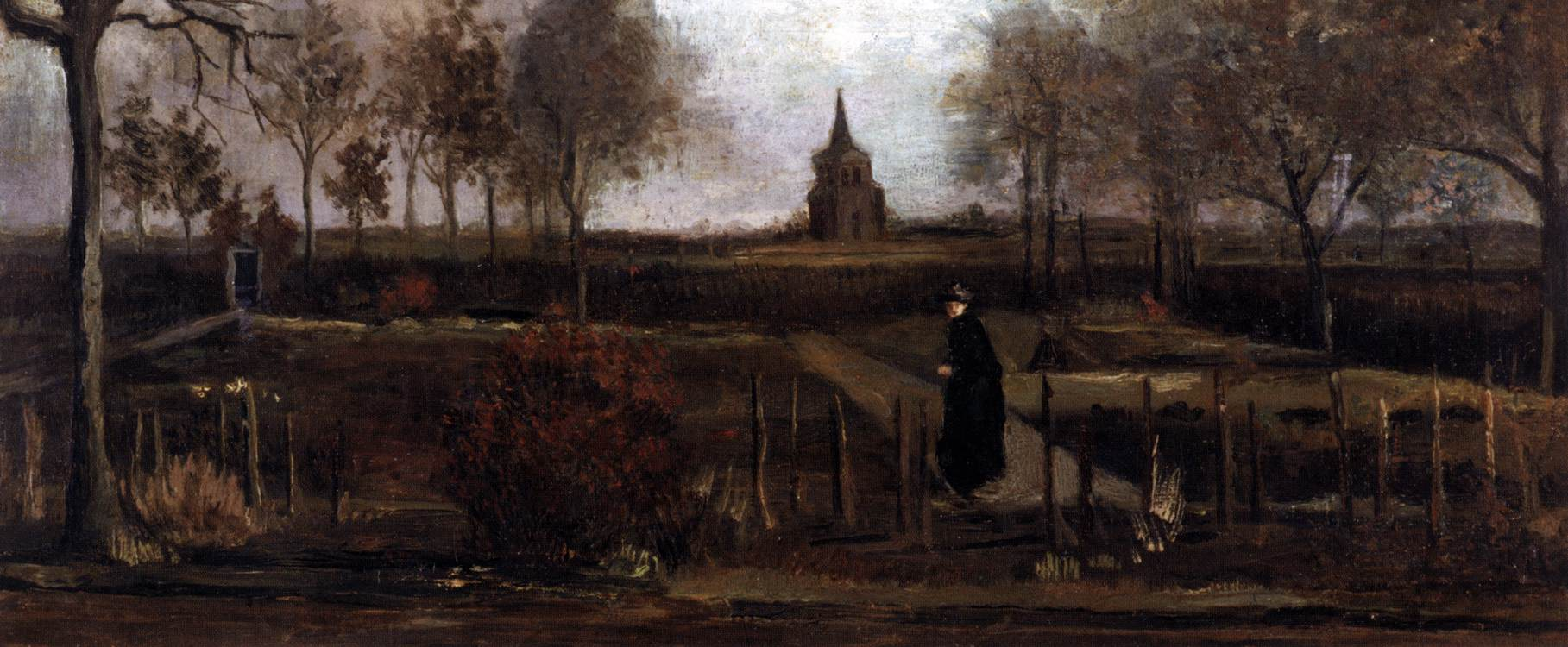 Early Paintings Nuenen 1884 85